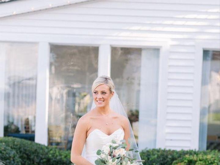 Tmx 1457639574323 Bowerswhitakerlaurenmyersphotographylaurenmyerspho Bel Air, MD wedding dress