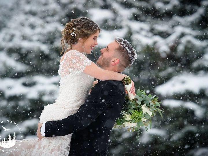 Tmx 1531151033 7513c920cb767196 1531151032 E77686e810b206f6 1531151032277 4 Winter Bride Bel Air, MD wedding dress
