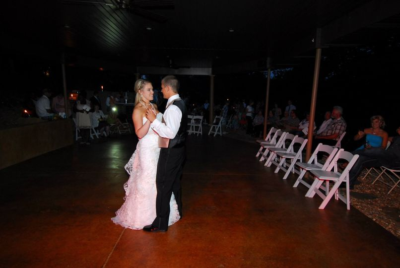 Photo By: Mike Wingo Kandise & Tim's Wedding - Springfield, MO