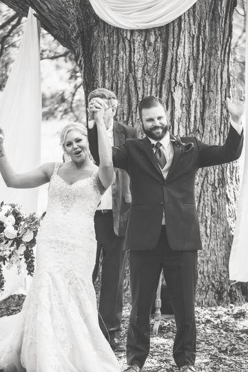 Congrats Beth & Al!