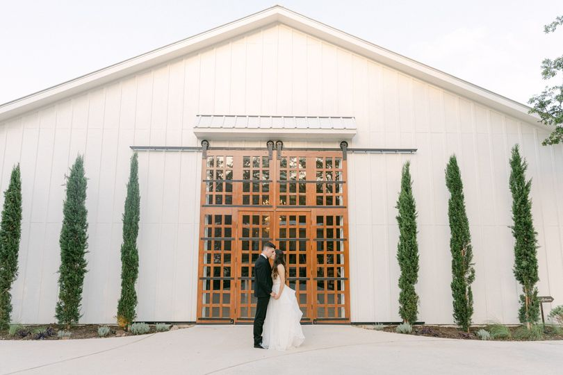 Texas wedding, the ivory oak