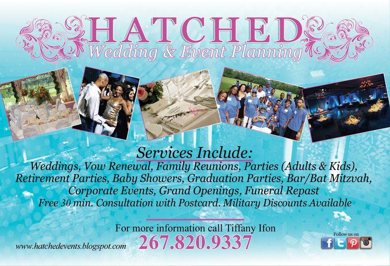 hatch postcard