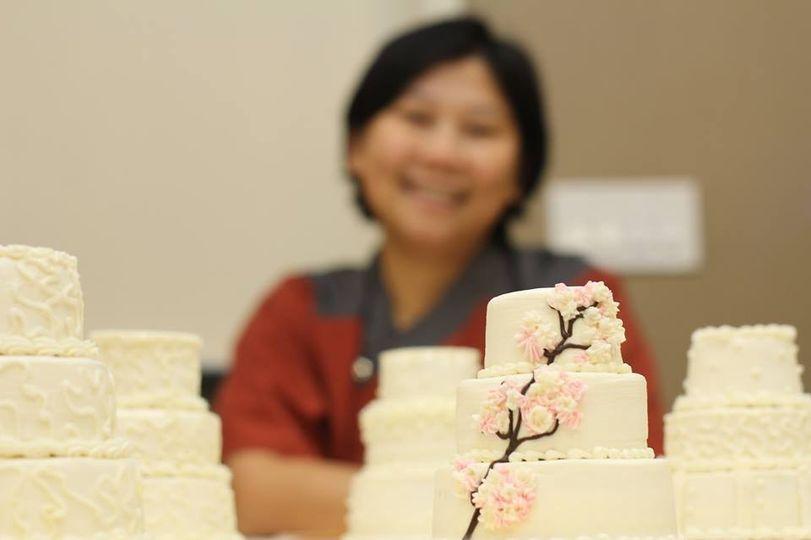 wedding seminar nanik cakes