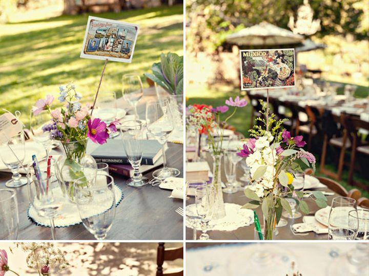 Tmx 1389128764760 Maxwell Wedding Table Flowers Santa Cruz wedding eventproduction