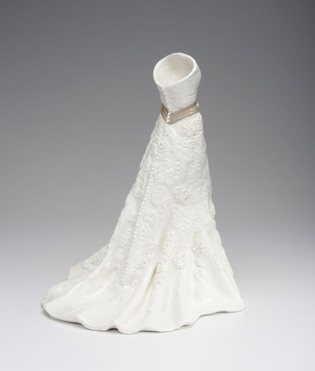 Wedding dress recreation