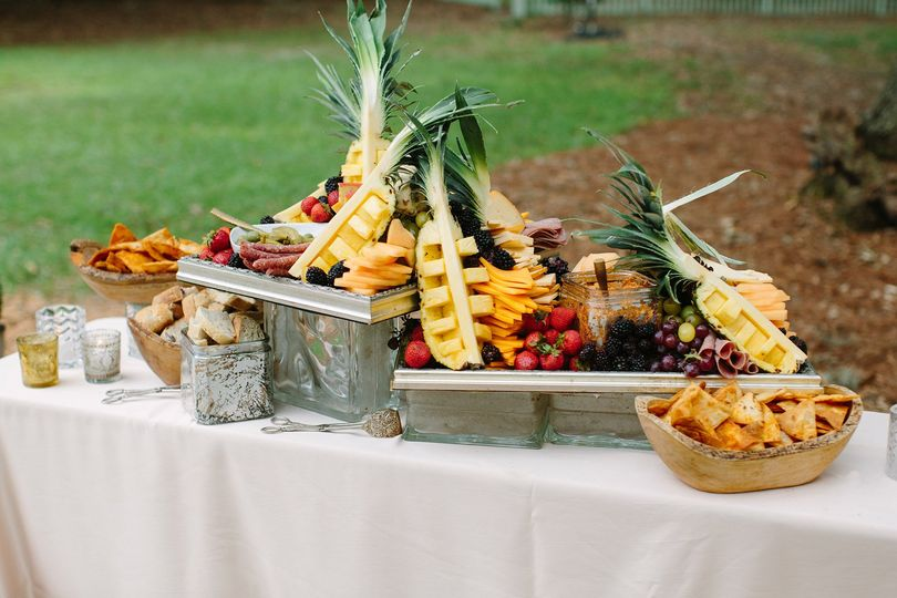 Hewitt Oaks catering