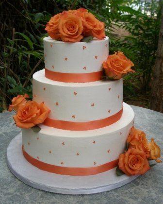 orangeweddingcake