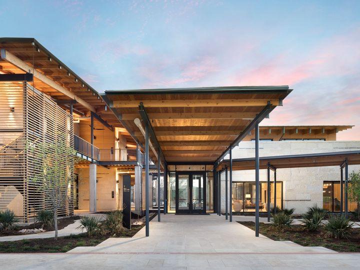 Tmx Learning Center Ext Entrance 51 1984571 161858406275152 Austin, TX wedding venue