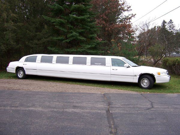 Our Lincoln Towncar