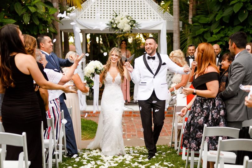 Wedding videographer San Diego
