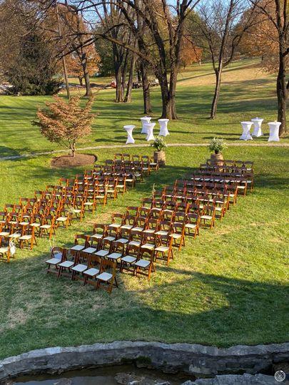 Buffalo Trace ceremony
