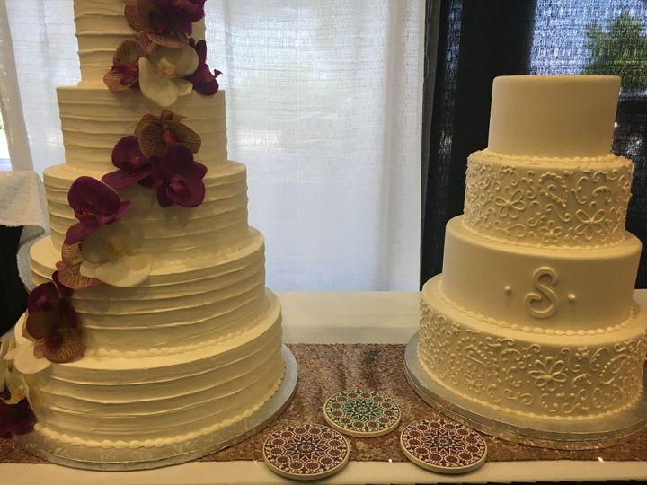 Coasters & Wedding Cakes