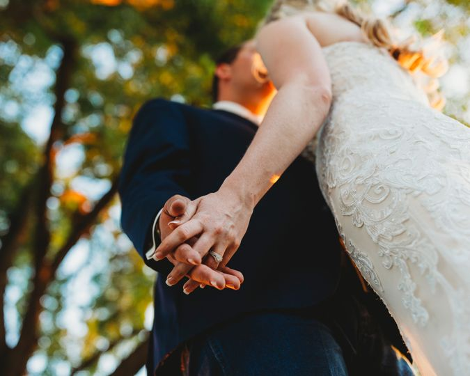 Wedding love.