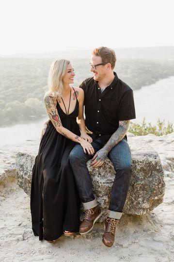 Austin Texas engagement