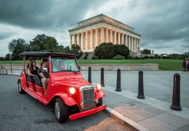 Fun tours for wedding guests