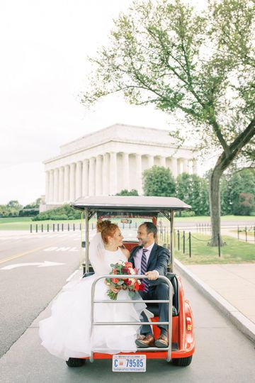Driving into married life