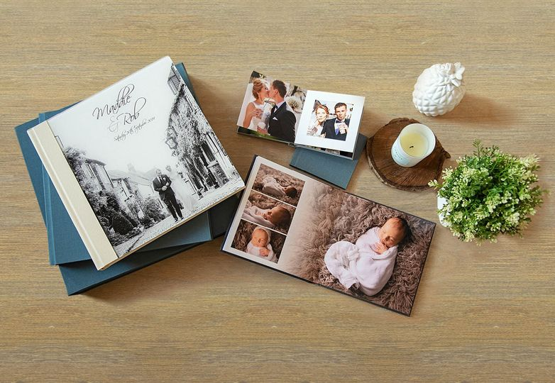 Parent Wedding Albums