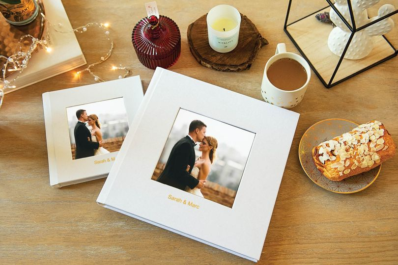 Professional Wedding Albums