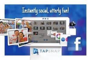 tapsnap instant social media