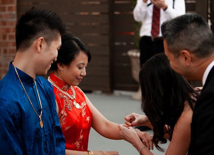Tea Ceremony Wedding Cary, NC