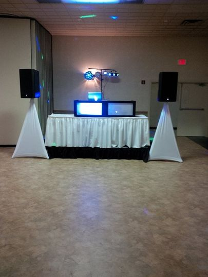 Tech 3 Productions equipement setup