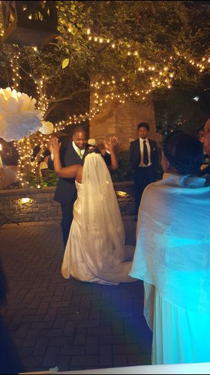 Moonlight first dance