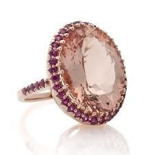 Tmx 1413493786020 Morganite.rosegold Saint Louis wedding jewelry