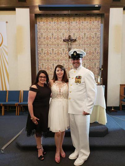 Naval base chapel, Newport, RI