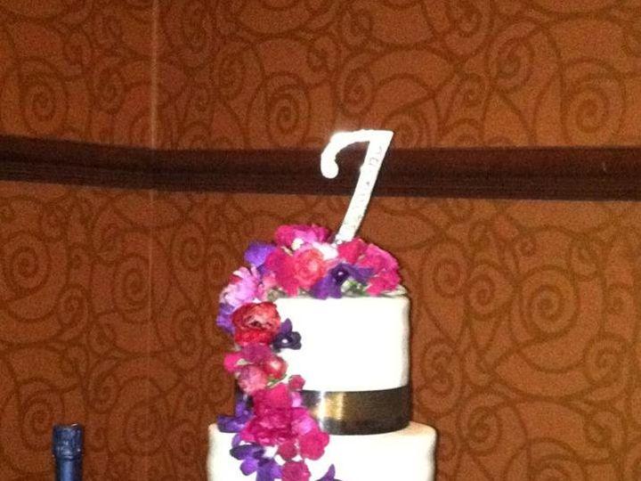 Tmx 1353556278484 AMBER Tulsa wedding cake