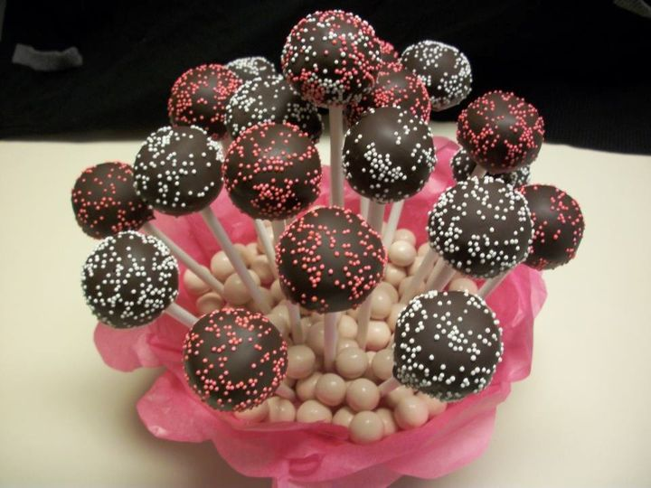 Tmx 1353556303240 Cakeballs5 Tulsa wedding cake