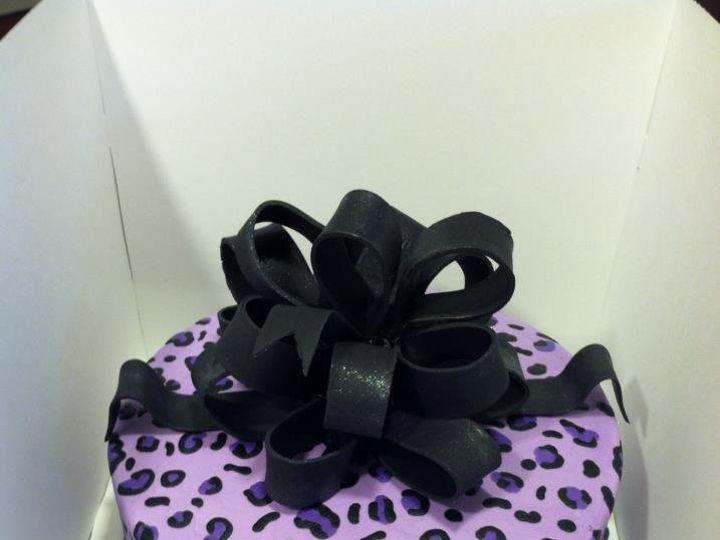 Tmx 1353556307788 Cheetah Tulsa wedding cake