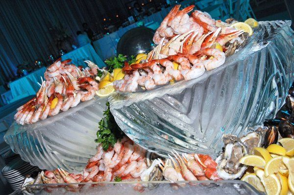 Seafood Ice Sculpture