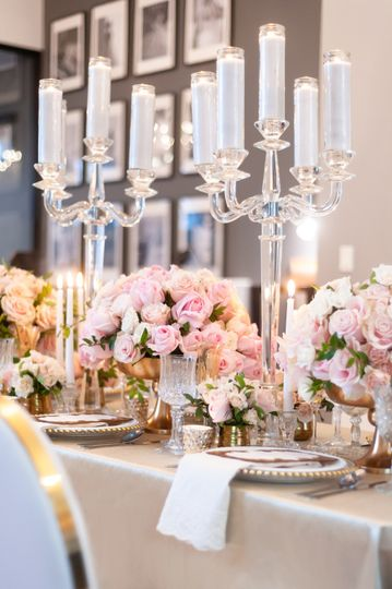 Beautiful Reception design