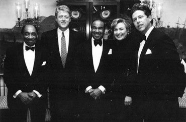Tmx 1451868821984 Robbie Scott With Bill And Hillary Clinton Smbw E1 Stanhope wedding band