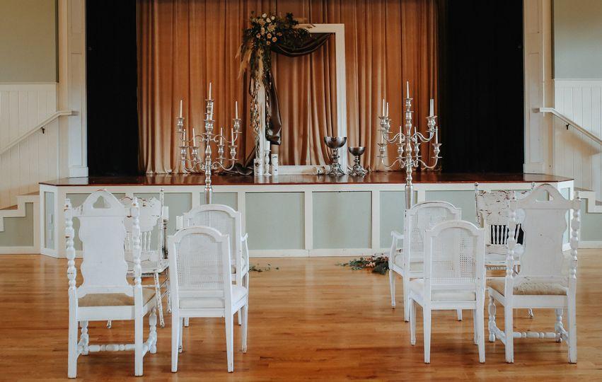 Ballroom Stage