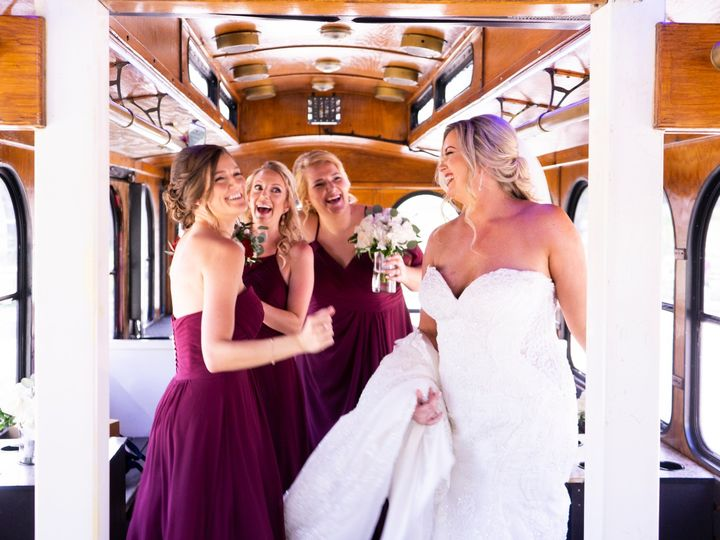 Tmx Miami White Trolley 2 51 1032671 Miami, FL wedding transportation