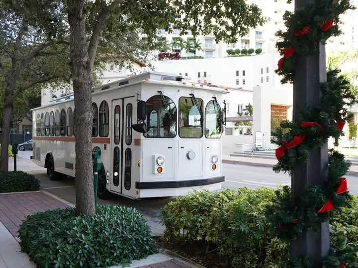 Tmx Stand By Trolley 51 1032671 157877270538113 Miami, FL wedding transportation
