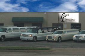 Lavish limo