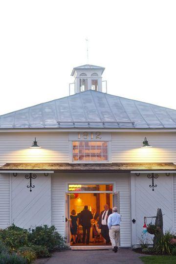 The 1812 Farm exterior view