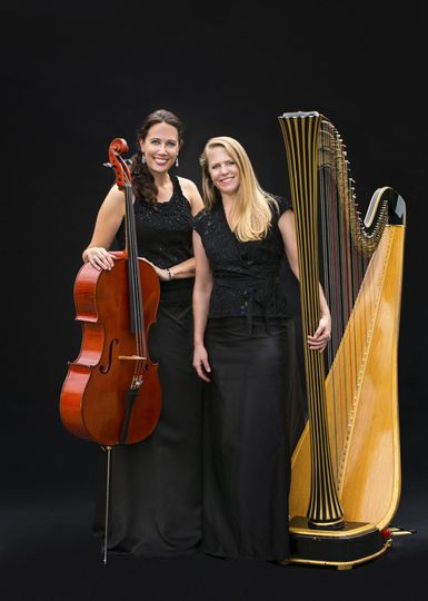 The Amaris Duo- Harp and Cello Duo that premiered 2011