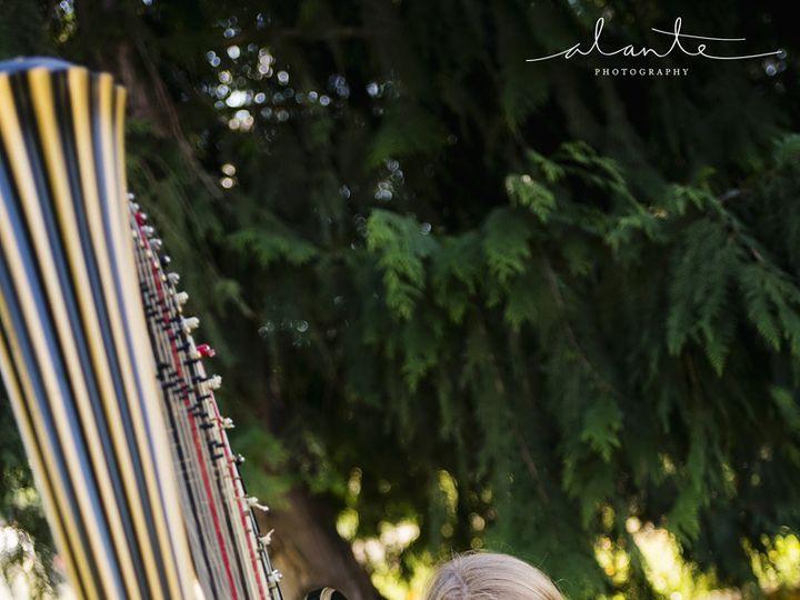 Tmx 1444594702388 Alante Solo Harp Willie Greens Web003 2 Austin, TX wedding ceremonymusic