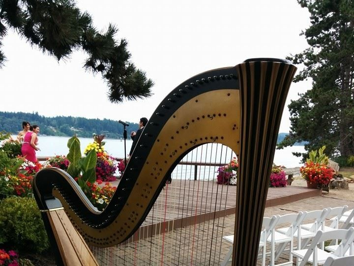 Tmx 1444595556438 Harp At Kiana Lodge Austin, TX wedding ceremonymusic