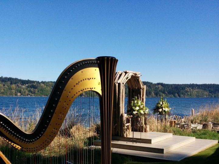 Tmx 1444595641691 Harp Edgewater.4 Austin, TX wedding ceremonymusic