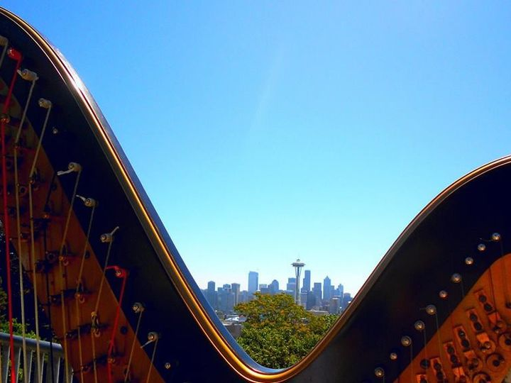 Tmx 1444595774042 Harp View Of Seattle From Kerry Park Austin, TX wedding ceremonymusic