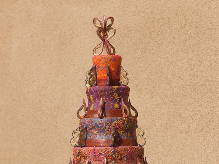 Tmx 1393209735125 Tastefull Cakes 003 Corona wedding cake