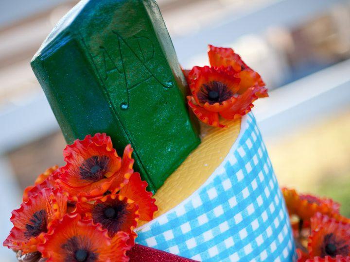 Tmx 1393209834474 Img003 Corona wedding cake