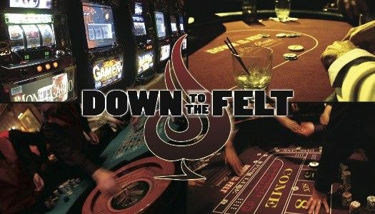 Down To The Felt