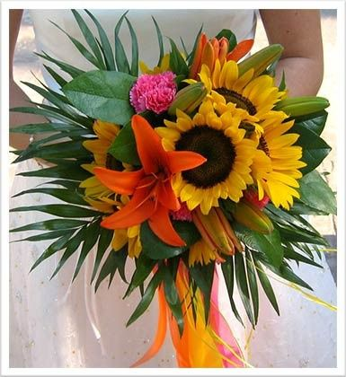 Tmx 1371658509148 Tropicalbouquet2lg Bradenton, Florida wedding florist