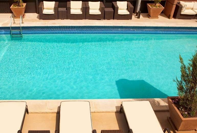 The Westin Dallas Fort Worth Airport pool