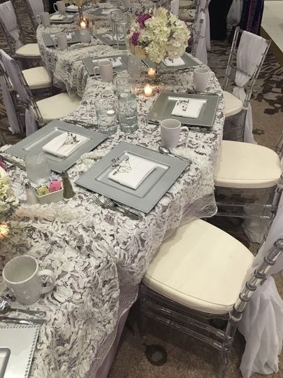 Elegant Silver Decor